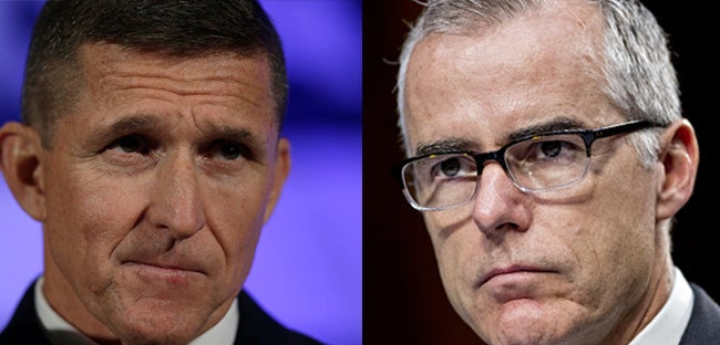 Image result for flynn retaliated against by mccabe