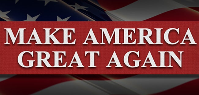 Make america great poster-1731