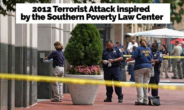 Image result for The Despicable $southern Poverty Law Center