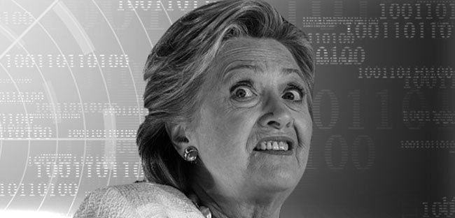 Image result for Hillary cackling