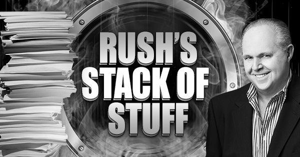 Rush 24/7 Stack of Stuff