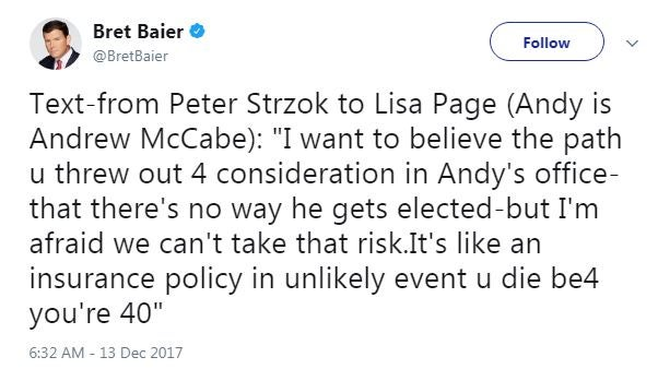 Image result for peter strzok lisa page