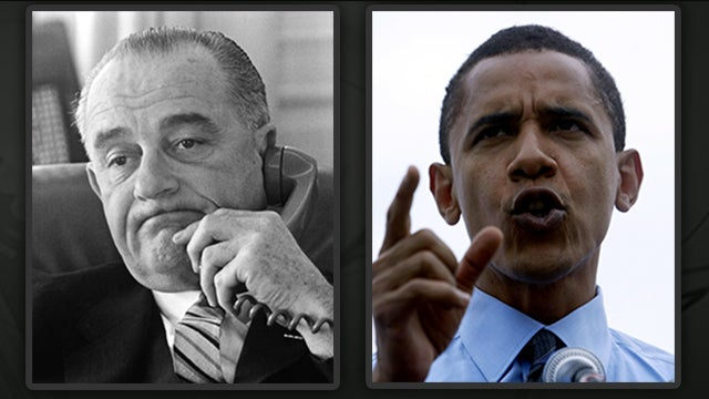 Flashback: LBJ and BHO in Their Own Words