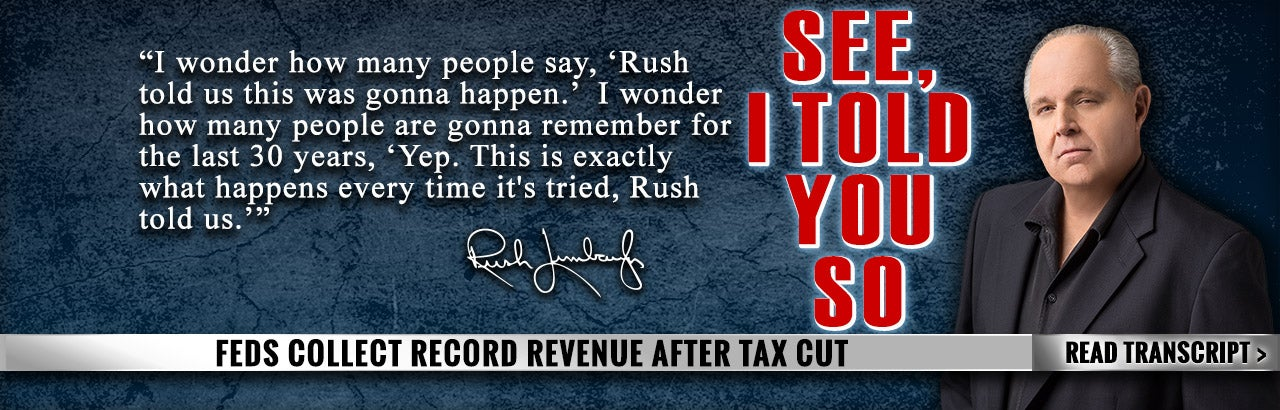 a review of see i told you so by rush limbaugh See, i told you so by rush limbaugh 1993 rush limbaugh see, i told you so is rush at his best---revealing once again why his syndicated radio show.