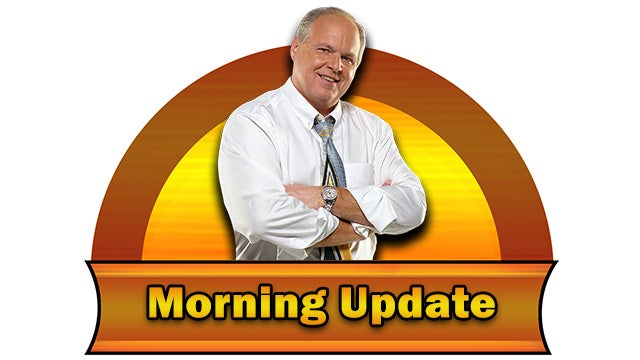 Partner Content - Rush 24/7 Morning Update: Feel Better?
