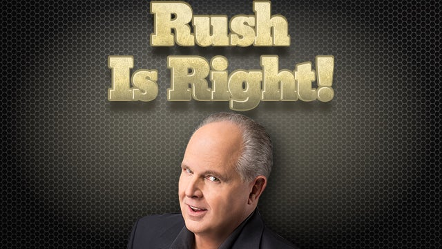 If You Want to End This, Mr. President, Start Pardoning - The Rush Limbaugh Show