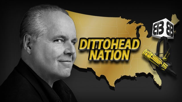 Rush limbaugh redding ca