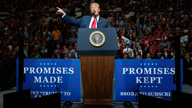 Promises Kept >> Trump Runs Out of Promises to Keep, So Now He's Keeping Other Presidents' Promises - The Rush ...