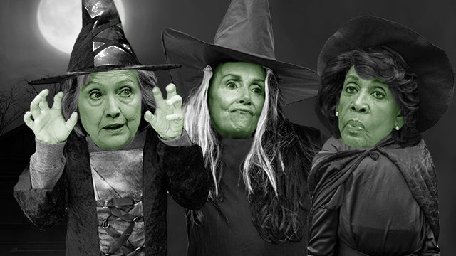APP-062618-Hillary-Pelosi-Maxine-WITCHES