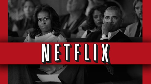 Partner Content - The Obamas Cash In from Netflix