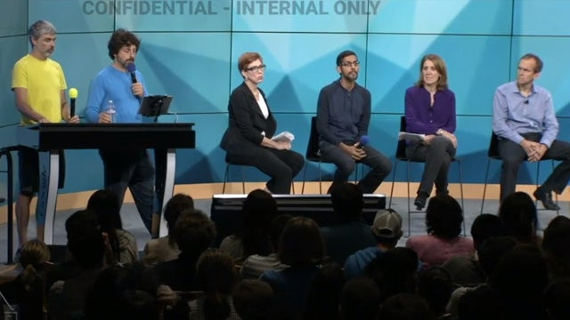 Why Is Anyone Shocked by the Video of Google Execs Shocked and Upset by Trump'...
