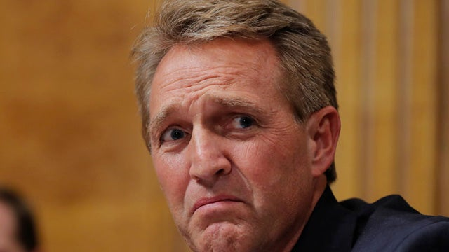Partner Content - Jeff Flake Extols the Virtue of Abandoning His Party