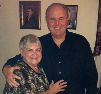 I WILL NEVER FORGET ARRIVING AT THE HOME OF THIS AMAZING LADY, A LONGTIME LISTENER WHO WON AN ON-AIR CHALLENGE.