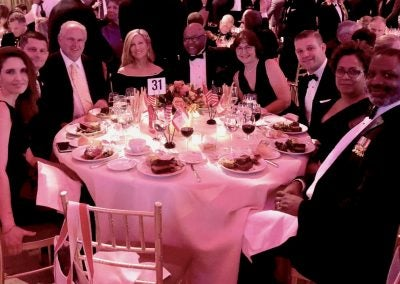 2018 MC-LEF GALA IN NEW YORK CITY