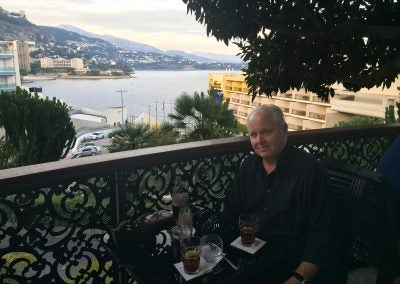 WHERE IN THE WORLD IS RUSH? IF YOU GUESSED MONACO, YOU ARE RIGHT!