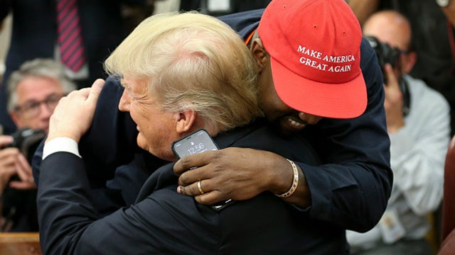 Partner Content - El Rushbo Attempts to Translate Kanye in the Oval Office