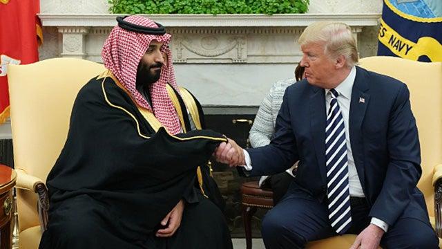 Partner Content - Left Uses Khashoggi as Latest Vehicle to Tarnish Trump