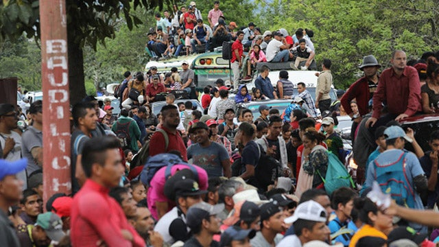 Partner Content - Trump Warns Honduras: Halt the Caravan — or Else
