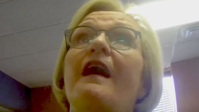 Partner Content - Claire McCaskill Steps in It Big Time