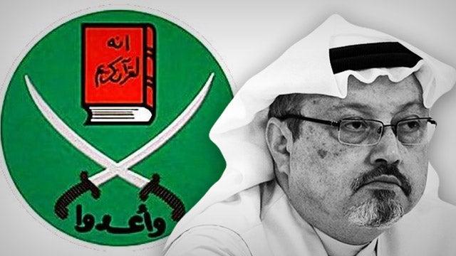 Partner Content - Khashoggi's Muslim Brotherhood Ties Don't Fit the Left's Get-Trump Narrative