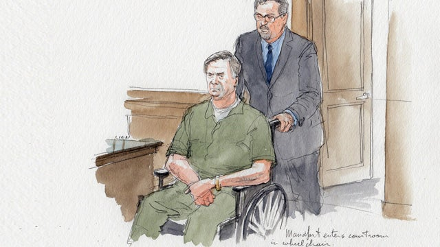 Partner Content - Manafort Shows Up to Court in Wheelchair