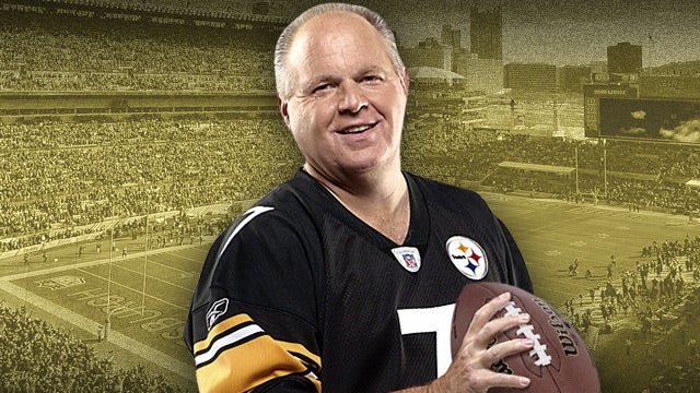 Partner Content - How Did El Rushbo Become a Steelers Fan?