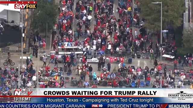 Partner Content - The Media Isn't Showing You the Lines of People Waiting to Get Into Trump Rallies