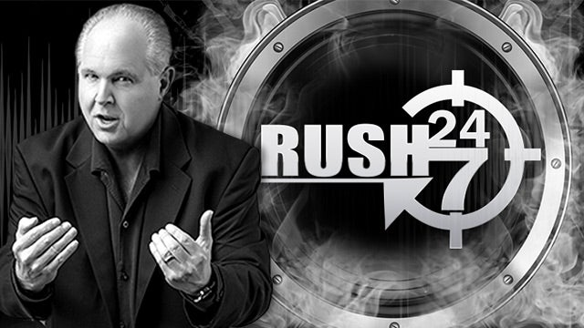 rush 24 7 podcast Rush 24/7 Member Suspects the President Is Listening - The Rush ...