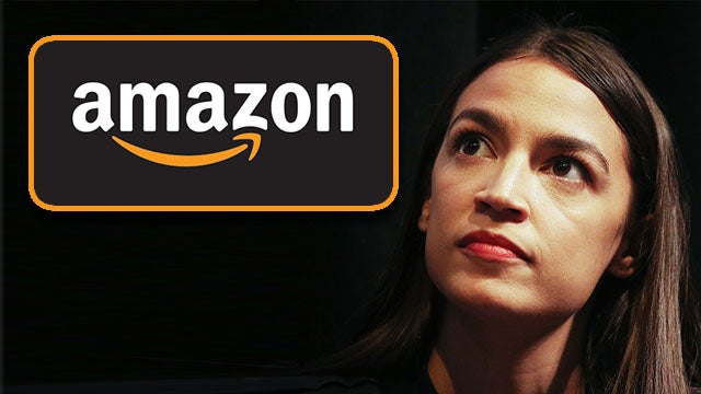 Partner Content - Alexandria Ocasio-Cortez Is Right About Amazon, But She Doesn't Know Why