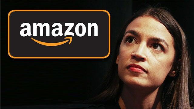 Partner Content - Ocasio-Cortez Celebrates Victory Over Billionaire Bezos