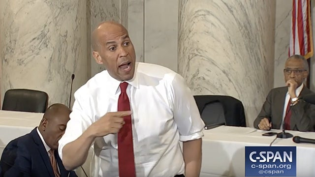 Cory Booker on What's Wrong With America | 105 1 News Radio KWPM 1450