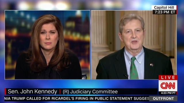 Partner Content - Senator John Kennedy's Marriage Advice