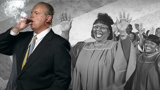 Partner Content - Turn Off the Mainstream Media and Thank the Lord Rush Limbaugh's On!