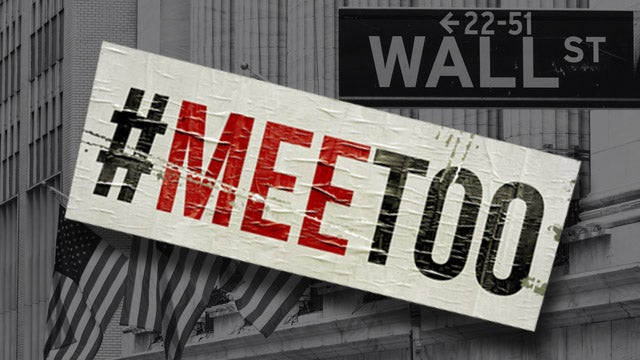 Partner Content - The New Wall Street Rule for the #MeToo Era