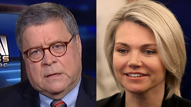 Partner Content - Trump Names Barr and Nauert, Left Not Happy