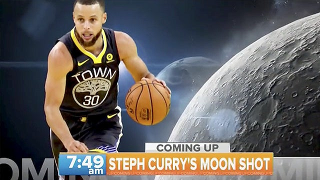 Partner Content - GMA and Today Show Make Excuses for Steph Curry