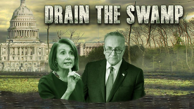 Partner Content - The Swamp Doesn't Get What Trump Did with Chuck and Nancy