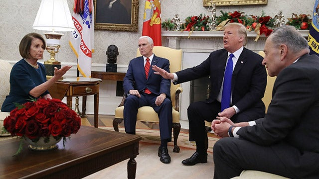 Partner Content - Trump Pounces on Chuck and Nancy in the Oval Office