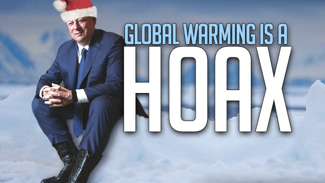 Partner Content - 10 Years Ago, Algore Predicted the North Pole Would Be Ice-Free in 5 Years