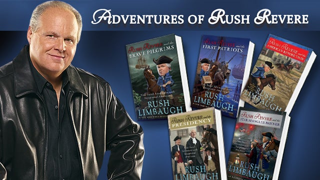 Partner Content - Rush Revere Teaches Kids the Glorious History of America