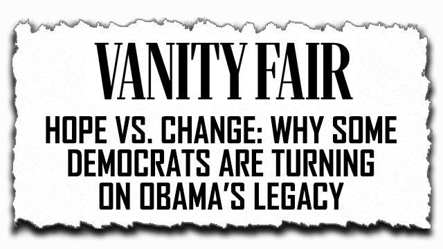 Democrats Abandon the Obama Agenda