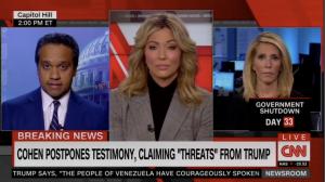 CNN Cohen Threats