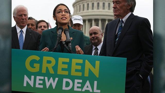 Partner Content - Green New Deal Gets Under Democrats' Skin