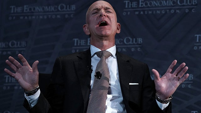 image for How's Bezos Going to Spend His $10 Billion to Stop Climate Change?