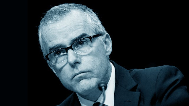 Partner Content - Out-of-Control McCabe Opened Investigation of Sessions