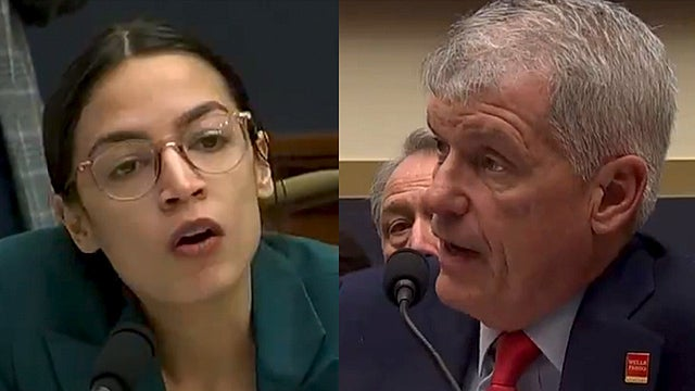 Partner Content - AOC Displays Her Total Idiocy in Public Again