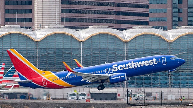 APP 031419 737 Max Southwest - Ethiopian Air, Lion Air: Boeing 737 Max Airplanes Do Not Fall Out Of The Sky