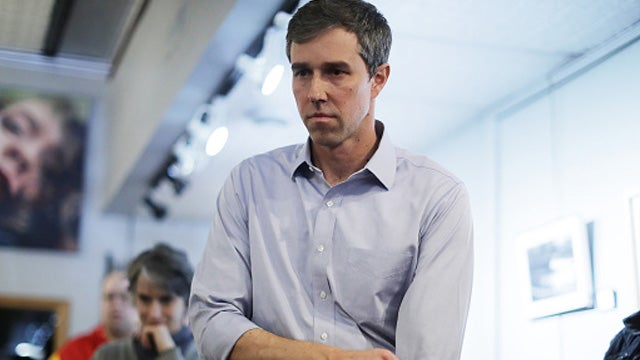 Partner Content - Beto Sandbags Dems with Big Money Haul