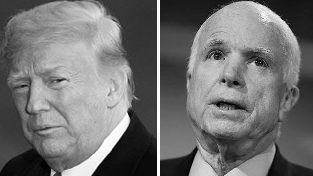 Partner Content - McCain vs. Trump: Try These Questions