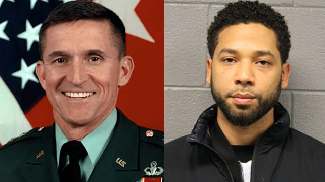 Partner Content - Justice? Flynn Wiped Out, Smollett Wiped Clean
